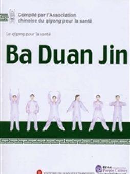 Livre et DVD Le Ba Duan Jin