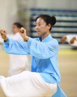 Formation Instructeur de Qi gong: 5 animaux (Wu Qin Xi)