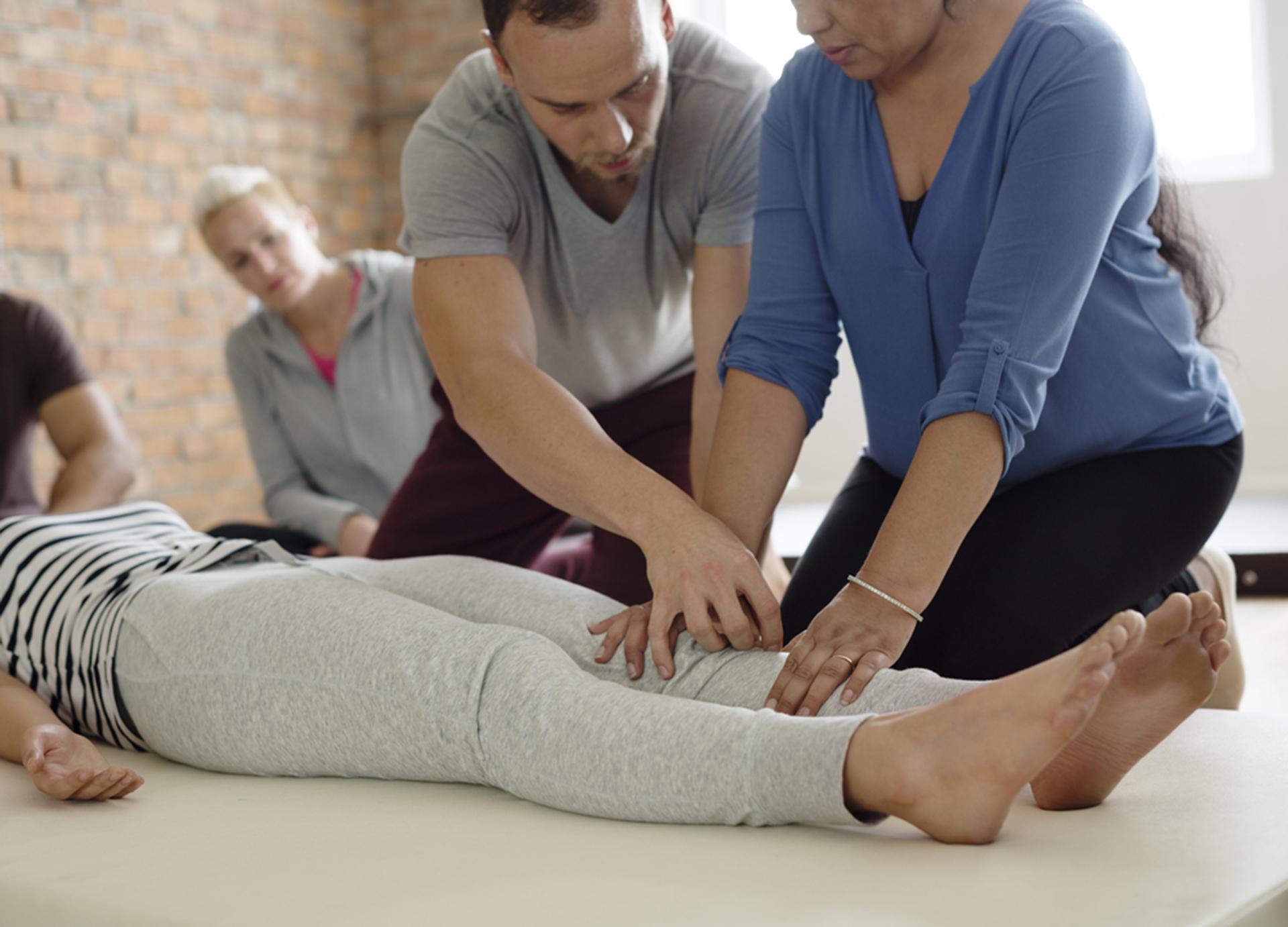 Formation Massage Tuina (Niveau 3): Membres inférieurs
